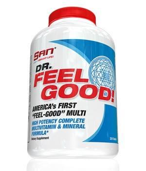 Витамины и минералы San Dr. Feel Good