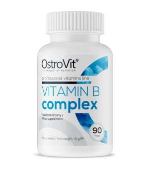 Витамины и минералы OstroVit Vitamin B Complex
