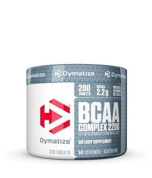 BCAA Dymatize Nutrition BCAA Complex 2200