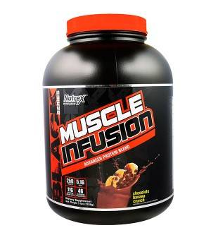 Протеин Nutrex Muscle Infusion