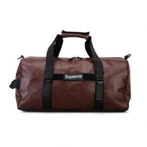 Спортивная сумка модель 7-1 (Черная)