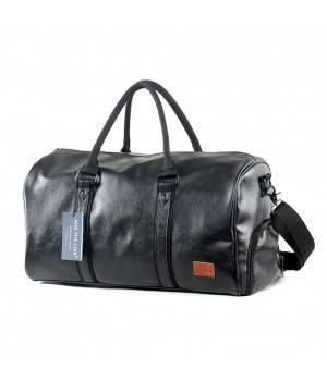 Сумки Young and Brave Спортивная сумка модель 11-1 (Черная)