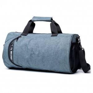 Спортивная сумка модель 12-1 (Серая)