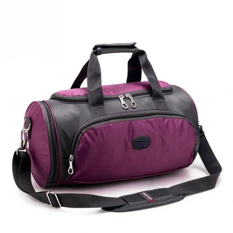 0c4c65c895bc Спортивная сумка модель 17-1 (Фиолетовая) - купить сумки в Киеве и ...