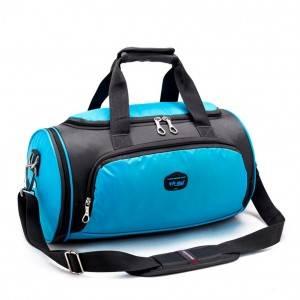 Спортивная сумка модель 17-1 (Фиолетовая)