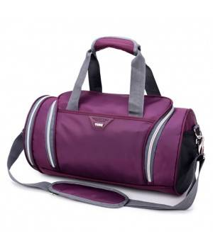 Сумки Young and Brave Спортивная сумка модель 19-1 (Фиолетовая)