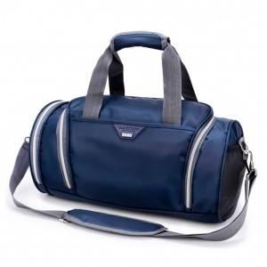 Спортивная сумка модель 19-1 (Фиолетовая)