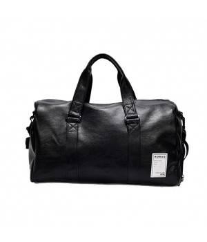 Сумки Young and Brave Спортивная сумка модель 5-1 (Черная)