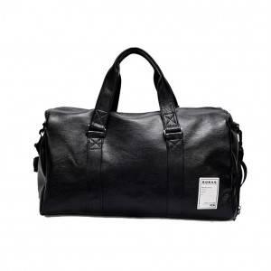 Спортивная сумка модель 5-1 (Черная)