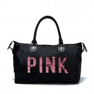Спортивная сумка модель 6-1 (Черная)