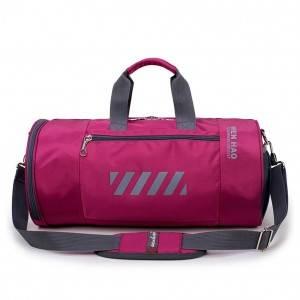 Спортивная сумка модель 15-1 (Фиолетовая)