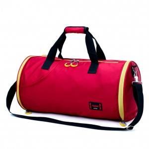 Спортивная сумка модель 18-1 (Фиолетовая)