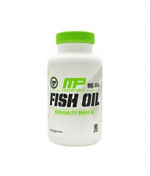 Омега 3 MusclePharm Fish Oil MP