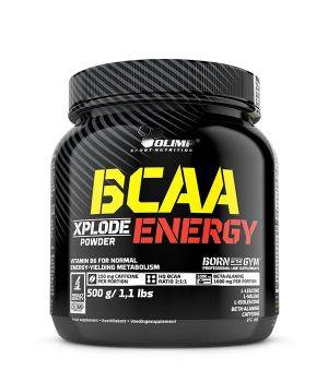 Аминокислоты Olimp Labs BCAA Xplode Energy