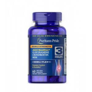 Glucosamine Chondroitin MSM - Double Strength
