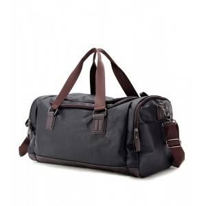 Спортивная сумка модель 20-1 (Черная)