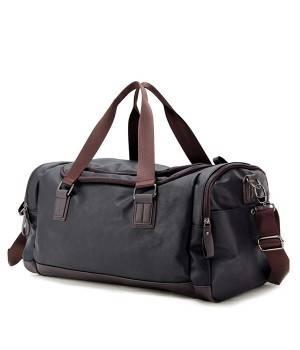 Сумки Спортивная сумка модель 20-1 (Черная)