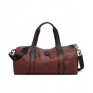 Спортивная сумка модель 21-2 (Коричневая)