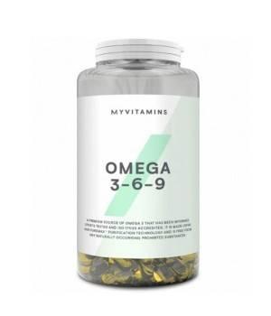 Омега 3 Myprotein Omega 3-6-9