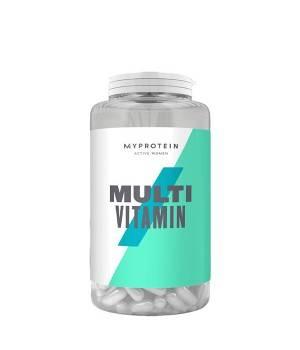 Витамины и минералы Myprotein Active Woman