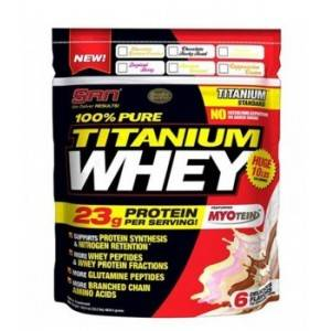100% Pure Titanium Whey - уценка
