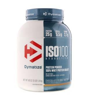 Протеин Dymatize Nutrition ISO 100