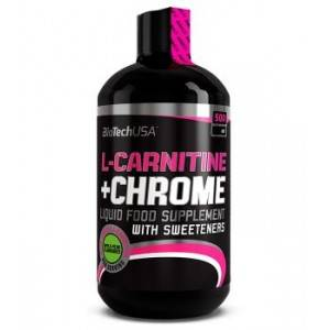 L-Carnitine + chrome - уценка