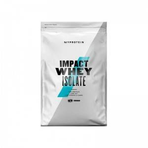 Impact Whey Isolate - уценка