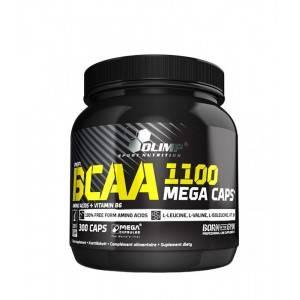 BCAA Mega Caps 1100 - уценка