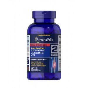 Glucosamine Chondroitin MSM - Triple Strength