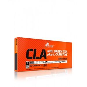CLA + Green Tea + L-carnitine