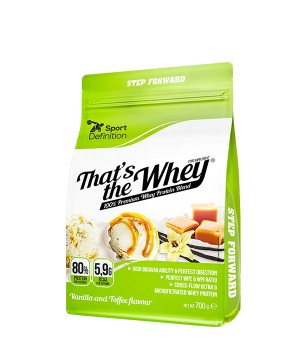 Протеин Sport Definition That's The Whey