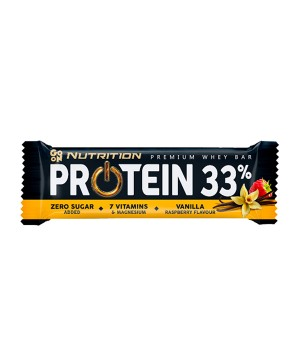 Батончики Go On Nutrition Protein Bar 33 %