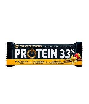 Батончики Go On Nutrition Protein Bar 33 %