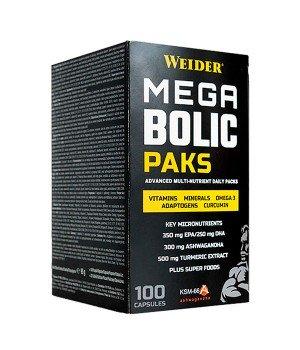 Витамины и минералы Weider Weider Mega Bolic Paks