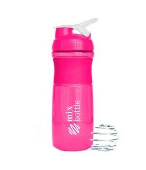 Шейкеры Blender Bottle Shaker Mix Bottle (760 мл) розовый