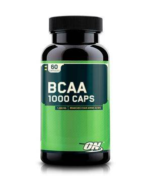 BCAA Optimum Nutrition BCAA 1000