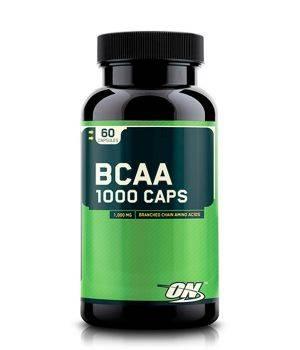 BCAA Optimum Nutrition BCAA 1000