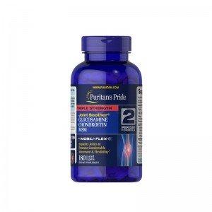 Glucosamine Chondroitin MSM - Triple Strength - уценка