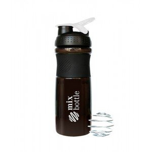 Shaker Mix Bottle (760 мл) черный