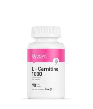 Л-карнитин OstroVit L-Carnitine 1000 tabs