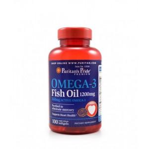 Omega 3 - 1200 мг