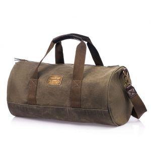 Спортивная сумка модель 140-1 (Зеленая)