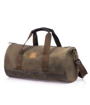 Сумки Young and Brave Спортивная сумка модель 140-1 (Зеленая)