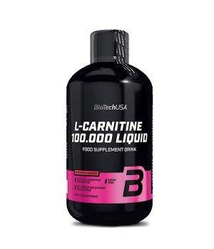 Л-карнитин BioTech L Carnitine 100 000