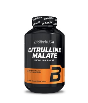 Аминокислоты BioTech Citrulline Malate Caps