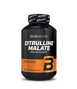 Цитруллин BioTech Citrulline Malate Caps