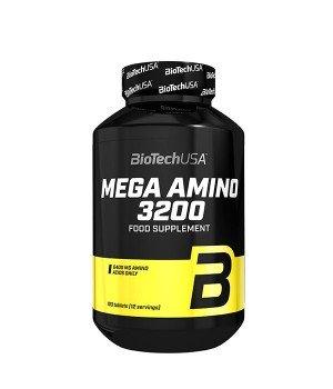 Комплексные аминокислоты BioTech AMINO MEGA 3200