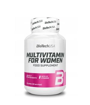 Витамины и минералы BioTech Multivitamin for Women