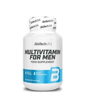 Витамины и минералы BioTech Multivitamin for Men